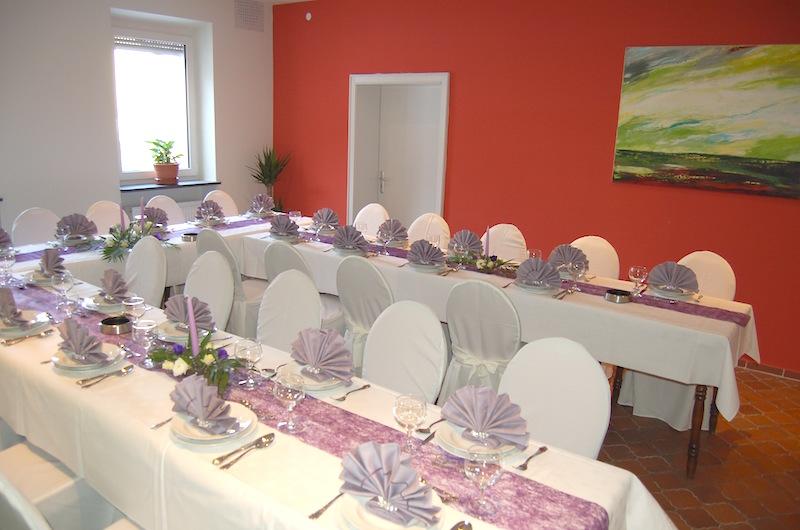Hochzeit deko tische